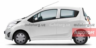 Автомобиль Chevrolet Spark 2015 года за 7000 $ в Ташкенте