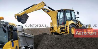 Спецтехника экскаватор Caterpillar CAT 428F2 2020 года за 960 000 000 сум в городе Ташкент