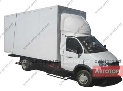 Спецтехника ГАЗ бизнес в Самарканд