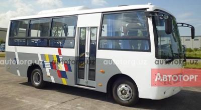 Спецтехника автобус междугородный Dong Feng EQ6660HD3G 2018 года за 38 500 $ в городе Ташкент