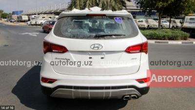 Автомобиль Hyundai Santa Fe 2016 года за 32500 $ в Ташкенте