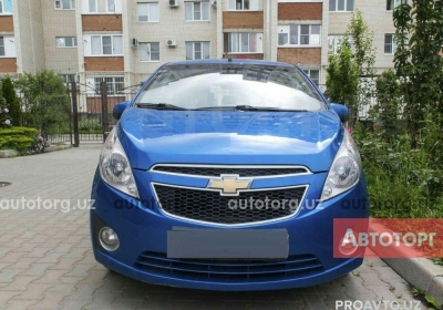 Автомобиль Chevrolet Spark 2011 года за 4500 $ в Ташкенте