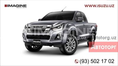 Автомобиль Isuzu D-Max 2021 года за 37723 $ в Ташкенте