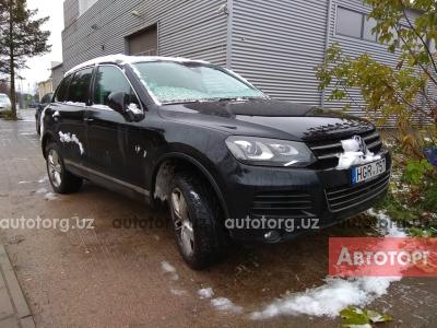 Автомобиль Volkswagen Touareg 2013 года за 35000 $ в Ташкенте
