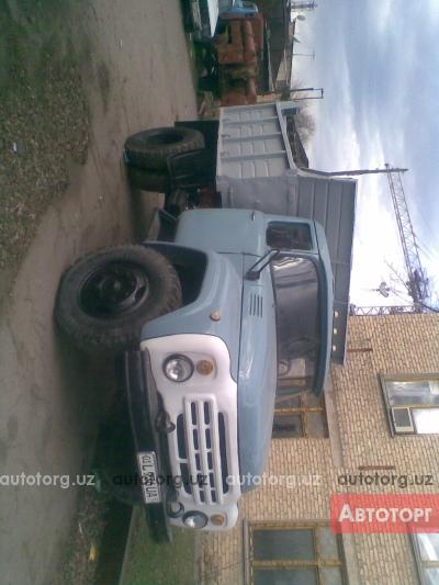 Спецтехника ЗиЛ ЗиЛ самосвал бортовой в Чирчик