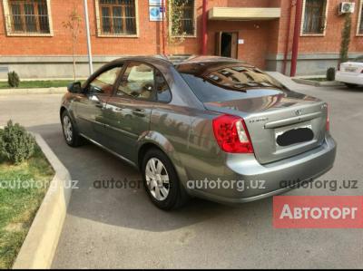 Автомобиль Chevrolet Lacetti 2016 года за 10800 $ в Ташкенте
