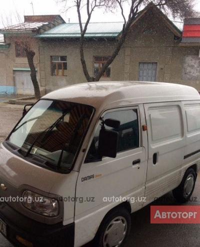 Автомобиль Daewoo Damas 2011 года за 4000 $ в Ташкенте