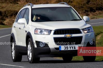 Автомобиль Chevrolet Captiva 2015 года за 20500 $ в Ташкенте