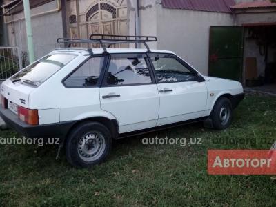 Автомобиль ВАЗ 2109 1998 года за 2500 $ в Ташкенте