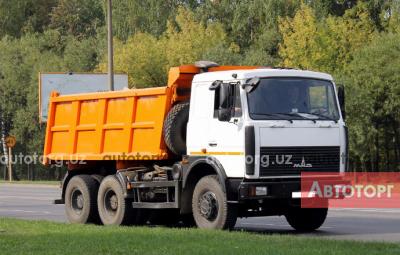 Спецтехника МАЗ 551605-280-650 в Ташкент