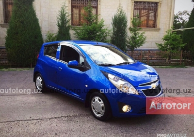 Автомобиль Chevrolet Spark 2014 года за 6200 $ в Ташкенте
