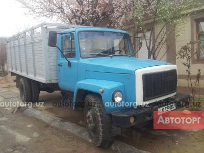Спецтехника ГАЗ ГАЗ-53 в Ташкент