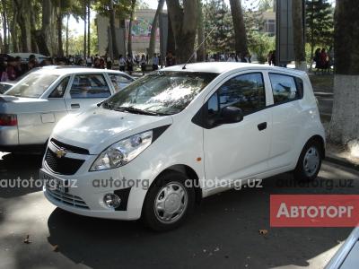Автомобиль Chevrolet Spark 2015 года за 7800 $ в Ташкенте