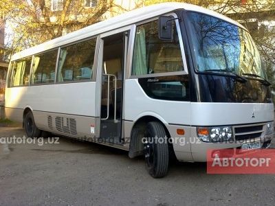 Спецтехника автобус туристский Mitsubishi BE637 2008 года за 60 000 $ в городе Ташкент