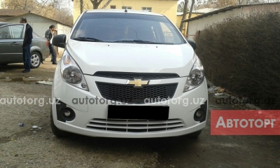 Автомобиль Chevrolet Spark 2014 года за 6800 $ в Ташкенте