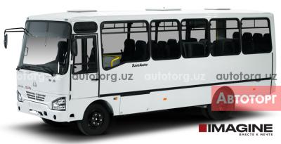 Спецтехника автобус городской Isuzu SAZ HC40 2021 года за 383 000 000 сум в городе Ташкент