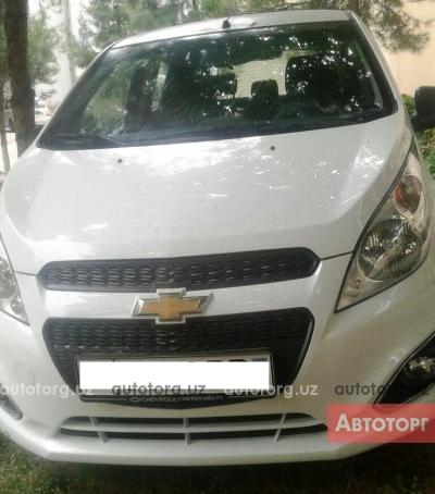 Автомобиль Chevrolet Spark 2018 года за 8500 $ в Ташкенте