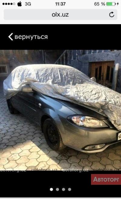 Автомобиль Chevrolet Lacetti 2016 года за 9300 $ в Нукусе