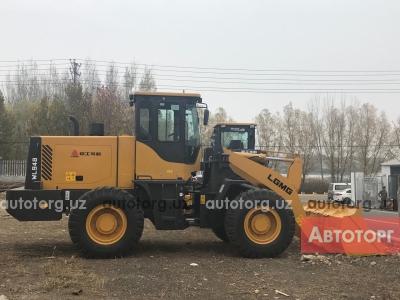 Спецтехника погрузчик SDLG LGMG WL948 2019 года за 33 000 $ в городе Ташкент
