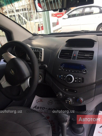 Автомобиль Chevrolet Spark 2012 года за 6800 $ в Ташкенте