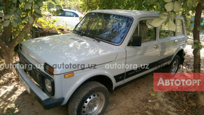 Автомобиль ВАЗ 2131 1998 года за 6000 $ в Ташкенте