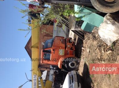 Спецтехника автокран КамАЗ 53605 2008 года за 29 700 $ в городе Астрахань