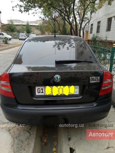 Автомобиль Skoda Octavia 2008 года за 14500 $ в Ташкенте