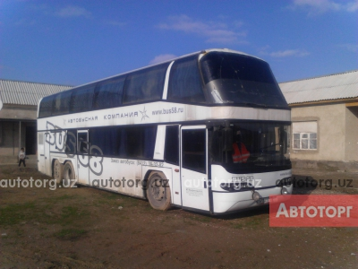 Спецтехника автобус туристский Neoplan Neoplan122 1988 года за 45 000 $ в городе Янгибазар
