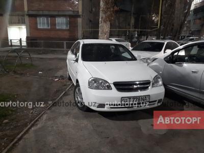 Автомобиль Chevrolet Lacetti 2012 года за 9800 $ в Ташкенте