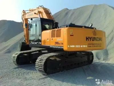 Спецтехника экскаватор Hyundai 290 2011 года за 68 000 $ в городе Ташкент