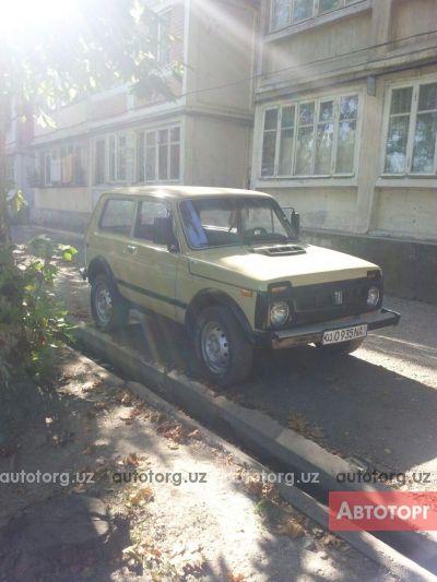 Автомобиль ВАЗ 2121 1986 года за 2000 $ в Ташкенте