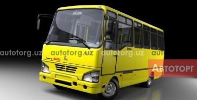 Спецтехника автобус городской Isuzu NP 37 2008 года за 13 500 $ в городе Андижан