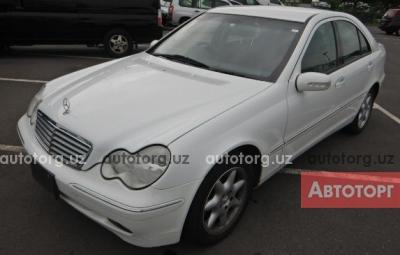 Автомобиль Mercedes-Benz C 240 2001 года за 9490 $ в Ташкенте