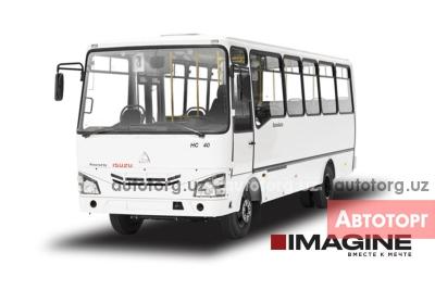 Спецтехника автобус городской Isuzu SAZ HC40 2019 года за 325 000 000 сум в городе Ташкент