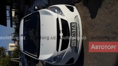 Автомобиль Chevrolet Spark 2014 года за 5300 $ в Ташкенте