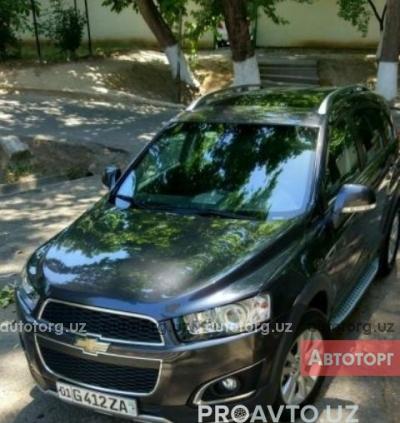 Автомобиль Chevrolet Captiva 2013 года за 17800 $ в Ташкенте