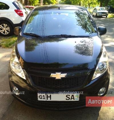 Автомобиль Chevrolet Spark 2014 года за 5500 $ в Ташкенте