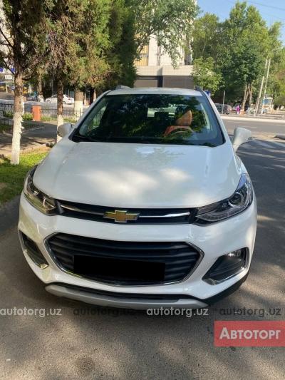 Автомобиль Chevrolet Tracker 2018 года за 17600 $ в Ташкенте