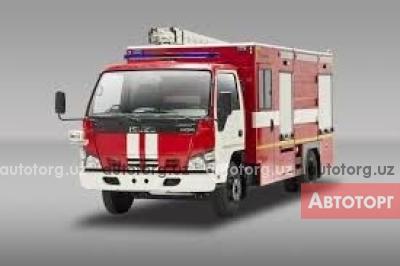 Спецтехника другой Isuzu Пожарная машина Isuzu NQR 71PL 2020 года за 1 857 000 000 сум в городе Ташкент