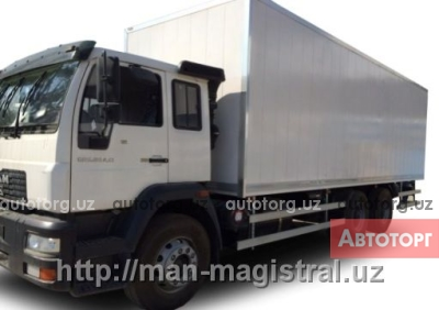 Спецтехника MAN Цельнометаллический автофургон MAN CLA 31.280 6x4 BB в Ташкент