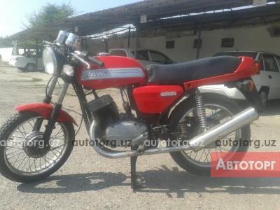 мотоцикл Jawa (Ява) 350/634 1982 года в Ташкент