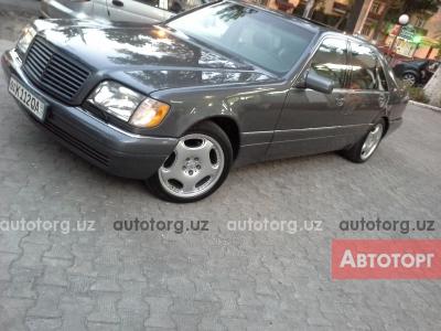 Автомобиль Mercedes-Benz S 320 1997 года за 22000 $ в Ташкенте