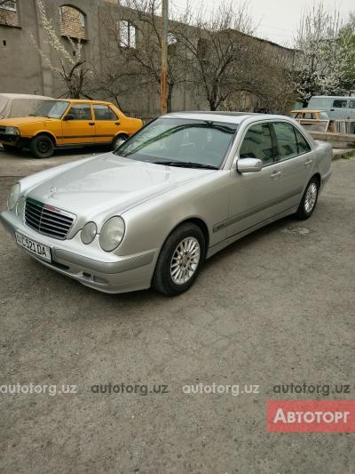 Автомобиль Mercedes-Benz E 200 2000 года за 12500 $ в Ташкенте