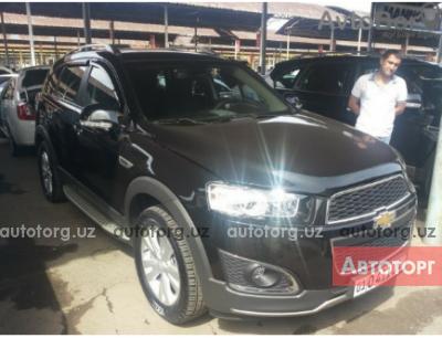Автомобиль Chevrolet Captiva 2015 года за 24000 $ в Ташкенте