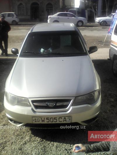 Автомобиль Chevrolet Nexia 2009 года за 7000 $ в Ангрене