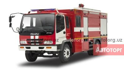 Спецтехника другой Isuzu Пожарная машина Isuzu FTR 34L 2020 года за 2 349 000 000 сум в городе Ташкент