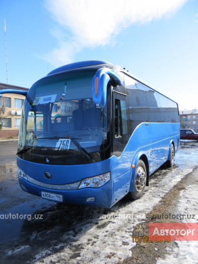Спецтехника автобус туристский Yutong KZ6899HA 2014 года за 101 000 $ в городе Екатеринбург