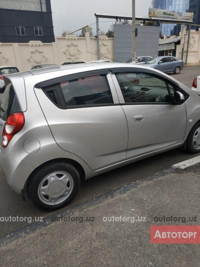Автомобиль Chevrolet Spark 2015 года за 6000 $ в Ташкенте
