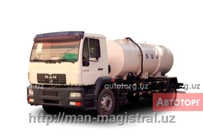 Спецтехника MAN Автоцистерна водовоз MAN CLA 18.280 4x2 BB в Ташкент