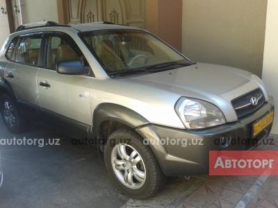 Автомобиль Hyundai Tucson 2005 года за 15000 $ в Ташкенте